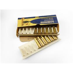 DOMINION 44-40 WINCHESTER SHOT AMMO