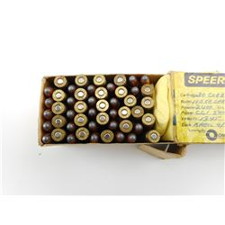 30 CARBINE RELOADED AMMO