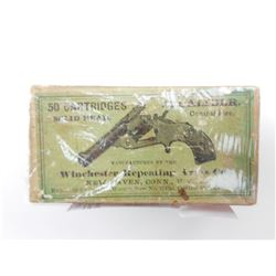 WINCHESTER 32 S & W (1880'S) CENTRAL FIRE AMMO