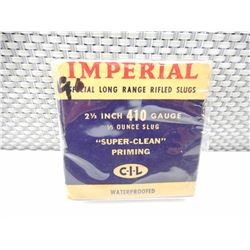 IMPERIAL 410 GAUGE 2 1/2 SLUGS