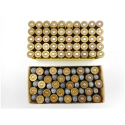 DOMINION 38 SPECIAL AMMO, SOME RELOADED