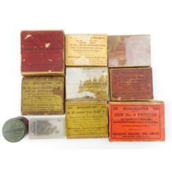 ANTIQUE PRIMERS ASSORTED SIZES