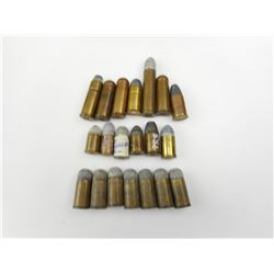 COLLECTIBLE AMMO ASSORTED