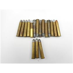 38-55 ASSORTED COLLECTIBLE AMMO