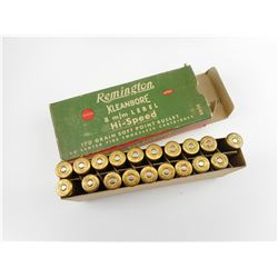 REMINGTON KLEANBORE 8MM LEBEL AMMO