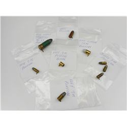 PIN FIRE AMMO ASSORTED
