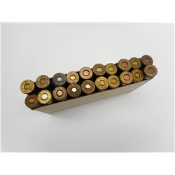303 BRITISH ASSORTED AMMO