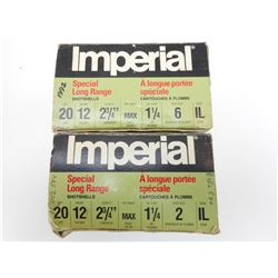 IMPERIAL 12 GA SHOTGUN SHELLS