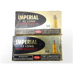 IMPERIAL 22 LONG AMMO