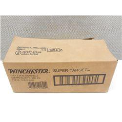 WINCHESTER SUPER-TAGET 12 GA. SHOTSHELL BOX