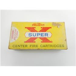 WESTERN SUPER X 25-35 WIN AMMO
