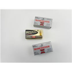 IMPERIAL/WINCHESTER SUPER X 22 SHORT AMMO
