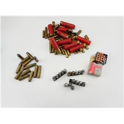 HAND GUN ASSORTED AMMO
