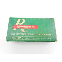 REMINGTON 9MM PARA ARESENAL AMMO