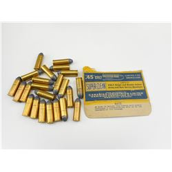 DOMINION 45 LONG COLT AMMO