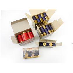 SHOTGUN SHELLS 12 GA, 16 GA ASSORTED