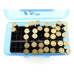 45-110 (2 7/8) AMMO IN PLASTIC CASE