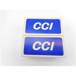 CCI SMALL RIFLE PRIMERS SIZE BR-4