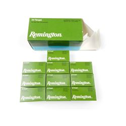 REMINGTON TARGET 22 LONG RIFLE AMMO