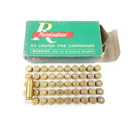 REMINGTON 38 AUTO AMMO