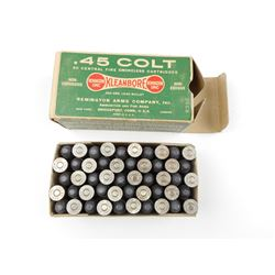REMINGTON/UMC 45 COLT AMMO