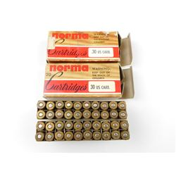 NORMA 30 US CARBINE AMMO