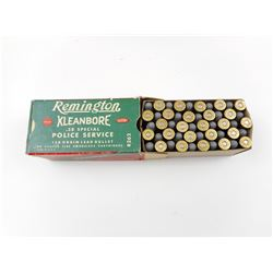 REMINGTON 38 SPECIAL AMMO