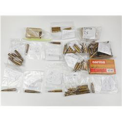 METRIC AMMO ASSORTED, BRASS