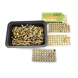 9MM RELOADED AMMO, ASSORTED