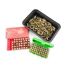 9MM ASSORTED AMMO, RELOADS