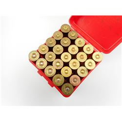 20 GAUGE ASSORTED SHOTSHELLS, IN PLASTIC CASE