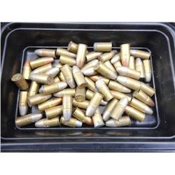 455 WEBLEY ASSORTED AMMO, BRASS