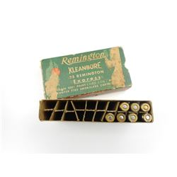 RIFLE ASSORTED AMMO, BRASS