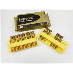 30-06 ASSORTED AMMO, BRASS