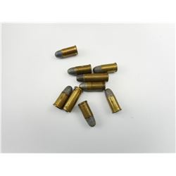32 S & W AMMO, BLANKS, BRASS