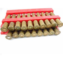 303 BRITISH ASSORTED AMMO/BRASS