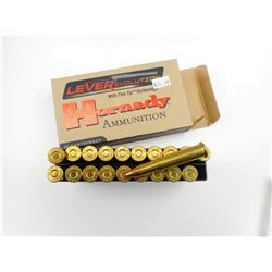HORNADY 32 SPECIAL AMMO