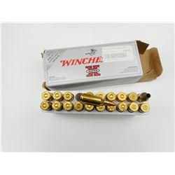 WINCHESTER 223 WSSM AMMO/BRASS