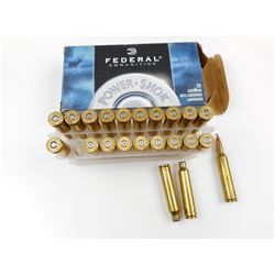 FEDERAL 7MM REM MAG AMMO/BRASS