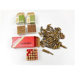 HANDGUN ASSORTED AMMO