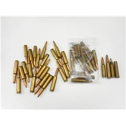 7MM MAGNUM AMMO, ASSORTED AMMO