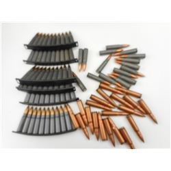 7.62 X 39 FMJ SOME ON STRIPPER CLIPS