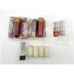 DOMINION 20 GAUGE SHOTGUN SHELLS, DUMMY SHELLS