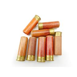10 GAUGE PAPER SHOTGUN SHELLS
