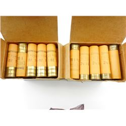 "BROWNING 20 GAUGE 2 3/4"" SHOTGUN SHELLS"