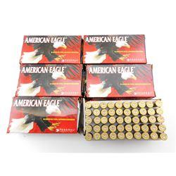 AMERICAN EAGLE 357 MAGNUM AMMO, BRASS