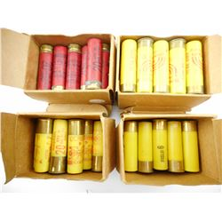 "20 GAUGE SHOTSHELL 2 3/4"" ASSORTED"