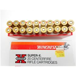 WINCHESTER 30-30 WIN AMMO ASSORTED