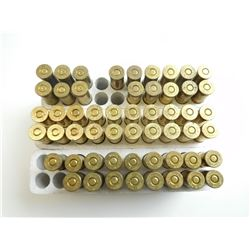WINCHESTER SUPER-X 307 WIN AMMO, BRASS