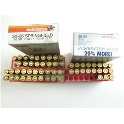 30-06 SPRINGFIELD AMMO ASSORTED